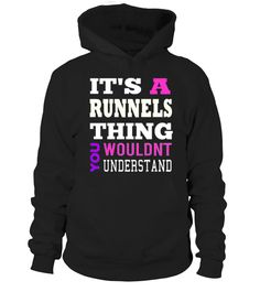RUNNELS   It's RUNNELS Thing You Wouldn't Understand