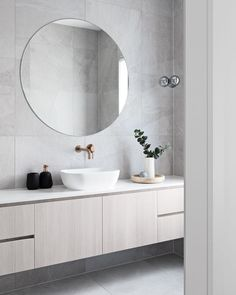 Home Interior Vintage .Home Interior Vintage Bathroom Renos, Laundry In Bathroom, Bathroom Faucets, Small Bathroom, Master Bathroom, Washroom, Bathroom Renovations, Bad Inspiration, Bathroom Inspiration