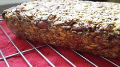 Incredible Nut  Seed Gluten-Free Bread Recipe