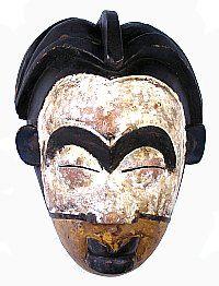 Punu-Lumbu Okuyl Mask.