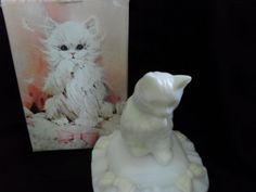 Vintage Avon Kitten Perfume Bottle by RetroRixie on Etsy,