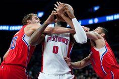 Pistons e Knicks em maré negra - O Jogo