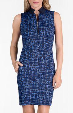 Glenda Dress - Modern Oasis for Golf - Women's Golf Apparel - Tail Activewear