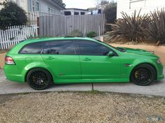 2009 HOLDEN COMMODORE VE MY09.5 SS V SPORTWAGON