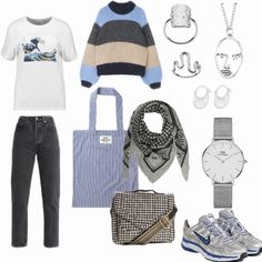 Song Of Style, Your Style, Denmark Fashion, Friend Goals, School Outfits, Vintage Outfits, Ootd, Style Inspiration, Fashion Outfits