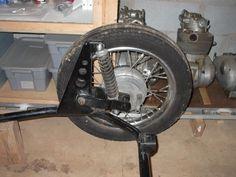 Sidecar on a BSA unit single | BSA Bulletin Board | BritBike Forum