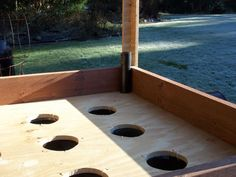 Square foot gardening wicking boxes / self watering raised beds / sub-irrigation. Raised Garden Beds Irrigation, Wicking Garden Bed, Wicking Beds, Self Watering Containers, Square Foot Gardening, Garden Inspiration, Garden Ideas, Water Garden, Raised Beds
