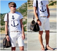 men style....oh sailor