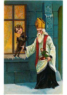 Dankzij de gratis download van schoolbord.com kon ik de Sinterklaascadeautjes pagina opfleuren.