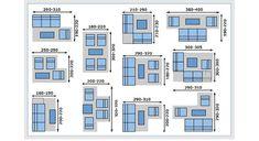 31 Ideas For Living Room Furniture Layout Floor Plans Interior Design Arranging Bedroom Furniture, Living Room Furniture Layout, Furniture Arrangement, Living Room Designs, Bedroom Floor Plans, Room Planning, Bedroom Flooring, Bathroom Layout, Interior Design Tips