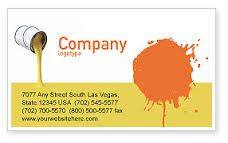 Image result for painting business cards