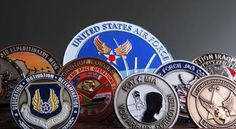 Making military challenge coins for the armed forces is our specialty. Get custom military coins you will be proud to display. Delivery in about two weeks with free art and APO shipping. Military Ranks, Military Service, Military Life, Custom Challenge Coins, Military Challenge Coins, Security Badge, Marine Mom, Marine Corps, Custom Coins
