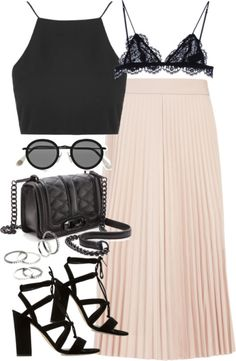 Outfit for work in summer by ferned featuring camisole
