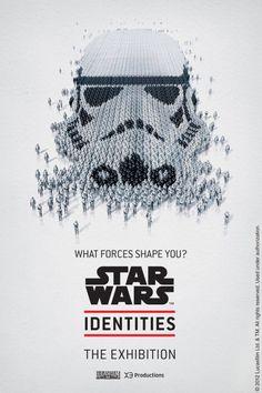 カナダ・モントリオールで開催される、映画スター・ウォーズの展覧会「Star Wars Identities」