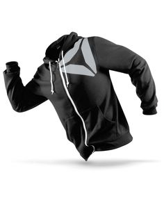 CrossFit HQ Store- CRF Action FZ Hoody - Men Buy Authentic CrossFit T-Shirts, CrossFit Gear, Accessories and Clothing