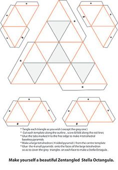 Zentangle Challenge # 52 - Second entry   Xplore & Xpress