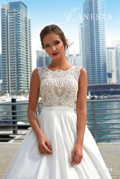68cbc713ed suknia ślubna stetta1 z kolekcji Lanesta. Sofia · suknie Le mariage ·  Lanesta Bridal - The Heart of The Ocean ...