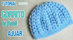 Discover thousands of images about Crochet Puff Stitch Beanie Hat Free Pattern [Video] Crochet Beanie Hat, Crochet Gloves, Crochet Poncho, Crochet Baby Hats, Crochet Slippers, Crochet For Kids, Easy Crochet, Crochet Clutch, Crochet Summer
