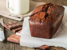 A recipe for Portuguese Chocolate Easter Bread made with all-purpose flour, sugar, unsweetened cocoa powder, honey, ground nutmeg, butter, milk