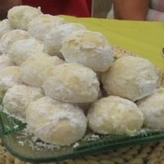 This favorite holiday cookie is known by many different names around the world, such as Mexican Wedding Cakes, Russian Teacakes, Swedish Tea Cakes, Italian Butter Nut, Southern Pecan Butterball, Snowdrop, Viennese Sugar Ball, Sand Tarts, and Snowball. Butterballs. They always contain finely chopped nuts and are twice rolled in powdered sugar. These cookies always seem to be a favorite of men and also a favorite Christmas Cookie. This recipe is originally from a 1950's Betty Crocker's…