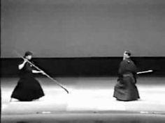 Yoshio Sugino sensei Katori Shinto Ryu