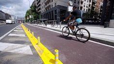 Milano, nuovi passi avanti sulle ciclabili