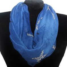 Cross Infinity Scarf Fashion Jewelry Wholesale