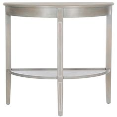"29.75"" H x 31.9"" W x 14.2"" D  Found it at Joss & Main - Amos Console Table"