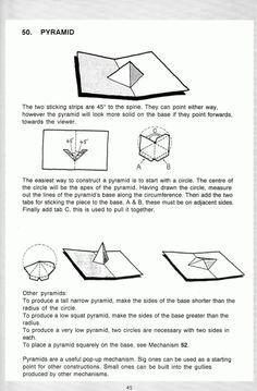 Pop up! a manual of paper mechanisms - duncan birmingham (tarquin boo…