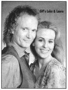 Anthony Geary and Genie Francis (Soap Opera Special, Best Love Stories, Love Story, Genie Francis, Luke And Laura, Head Shots, General Hospital, Soaps, Over The Years, Actors & Actresses