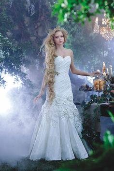 Brautkleid 'Rapunzel'