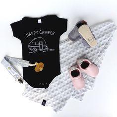Newborn essentials. Minimoc