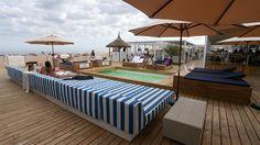 Bistrot Bagatelle Beach depuis Saint Tropez présent à La Barra Foto: Diego Lima