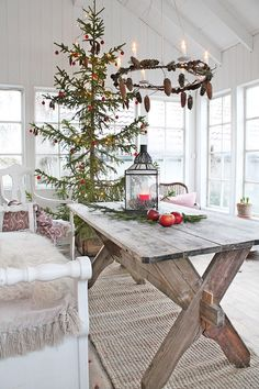 Christmas home tour in Norway VIBEKE DESIGN