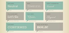 nice example for those friends of mine who don't understand my obsession with/the importance of fine typography