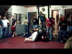 The Maine Grapplers Challenge 8 Lisa's match