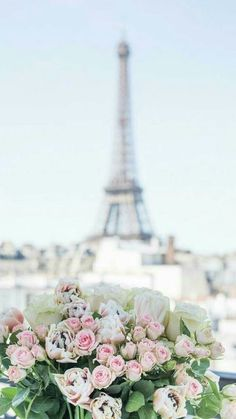 Cute Paris background