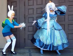 Fionna and the Ice Queen