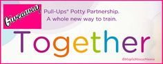 Celebrate Potty Training Awareness Month With A Pull-Ups #PottyPartnership #Giveaway CAN 7/9