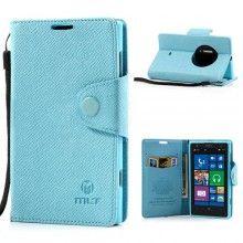 Capa Lumia 1020 - MLT Carteira Bolso Azul R$45,20