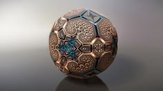 Inspirational Art Work • littlelimpstiff14u2: Faberge Fractals by Tom...