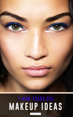 7 New Year's Eve makeup ideas that will make you the star of the party