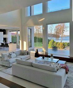 Luxury Living Room Designs - Aren Home Decor Home Interior Design, House Design, House Rooms, House, Home, Interior, Luxury Living, Interior Design Career, Home Decor