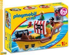 PLAYMOBIL 9118 Pirate Ship