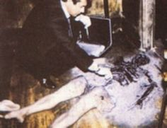 spontaneous human combustion - Would hear about this as a kid. Totally freaked me out.