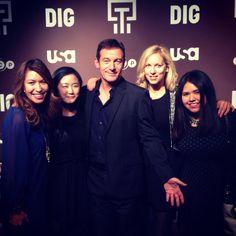 DIG world premiere was amazing!! #DigDeeper @jasonsfolly @DIGonUSA pic.twitter.com/yBEwDBpd9B