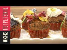 Cupcakes χωρίς μίξερ | Άκης Πετρετζίκης