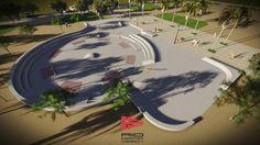 Adidas Skateboarding inaugura a novo pista de skate da Praça Duó no Rio de Janeiro. - Clube do skate.