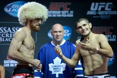 Watch the 'UFC 165: Jones vs. Gustafsson' Replay - http://www.scifighting.com/ufc-165-jones-vs-gustaffson-weigh-ins/