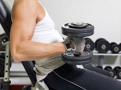 Feel the burn of weight training now and run faster later #running #training